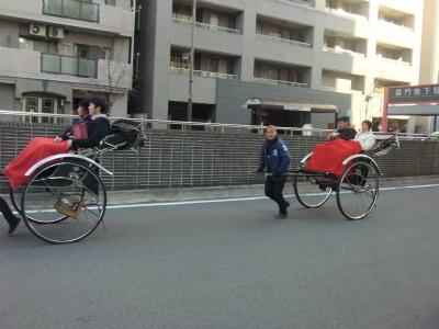 浅草人力車2