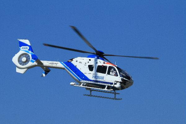 Eurocopter EC135P2+ JA05HD RJOM 130827 002
