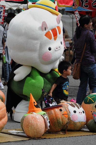 どてかぼちゃカーニバル 130908 09