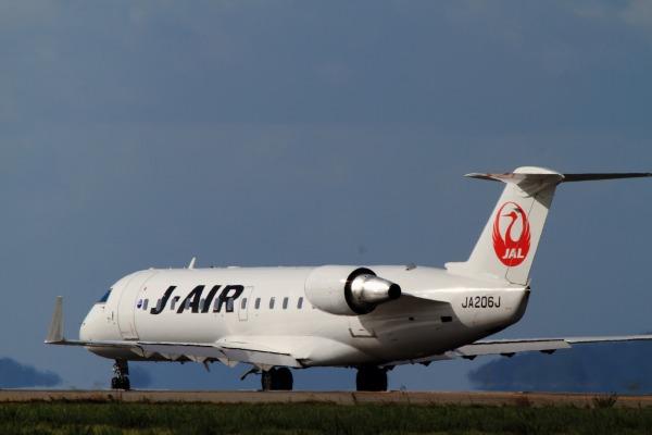 XM CRJ-200ER JA206J RJOM 131016 01