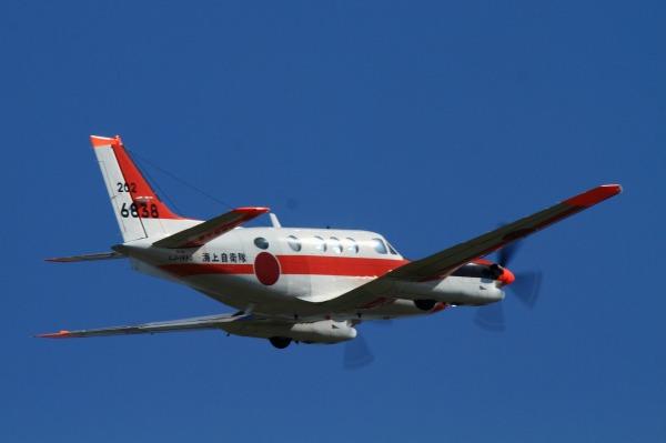 JMSD TC-90 King Air 202-6838 RJOM 131028 08