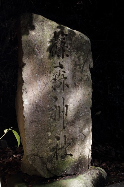松瀬川・水越地区篠森神社 131116 13