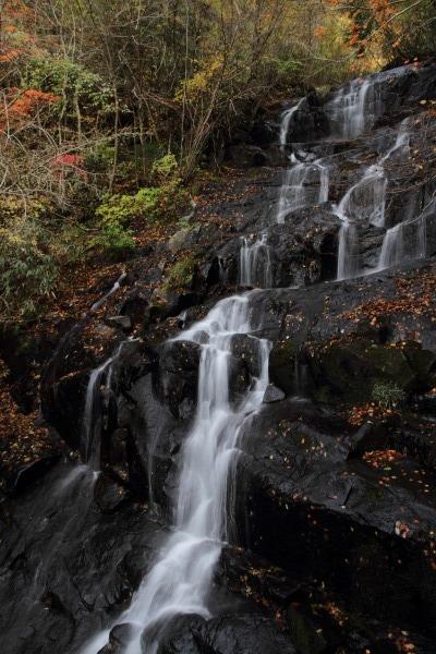 井内御来光の滝 131116 01