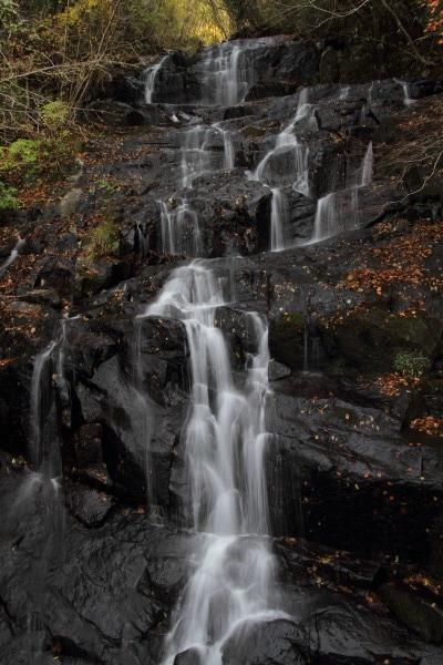 井内御来光の滝 131116 02