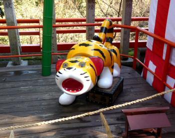 絵日記虎のお寺4