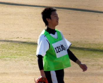 絵日記1・15鳴尾浜若手3