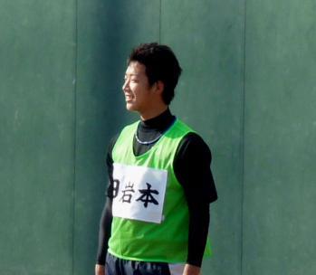 絵日記1・15鳴尾浜若手11