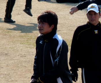 絵日記1・29鳴尾浜良太