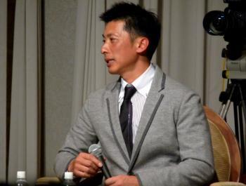 矢野さんトー