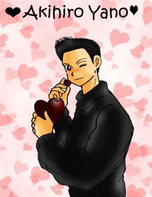 矢野さん・チョコレート11