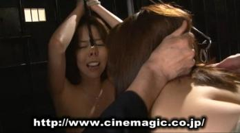 CMC125 巨乳姉妹搾乳性奴隷 朝桐光-高橋美緒 - エロ動画 アダルト動画(4)