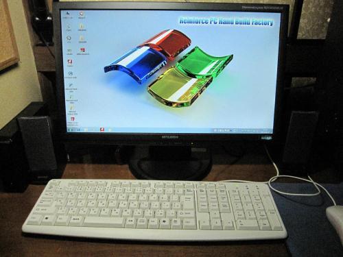 new パソコン