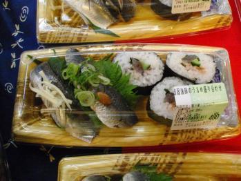 巻寿司とにぎり