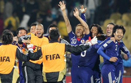 サッカー日本