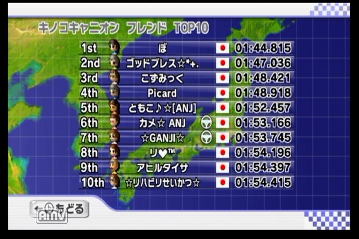 TAランキング Wiiコース.avi_000018018