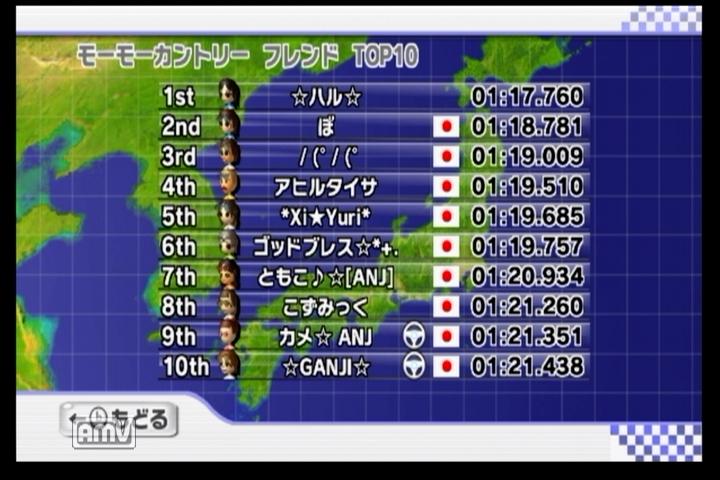 TAランキング Wiiコース.avi_000003336