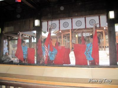 2010奉納演舞
