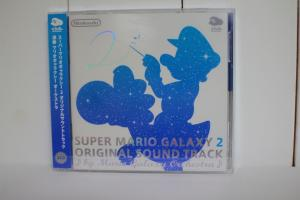 SUPER MARIO GALAXY2 ORIGINAL SOUND TRACK