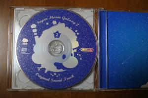 SUPER MARIO GALAXY2 ORIGINAL SOUND TRACK DISC2