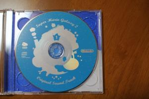 SUPER MARIO GALAXY2 ORIGINAL SOUND TRACK DISC1