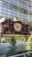 【ハウルの動く城】の大時計