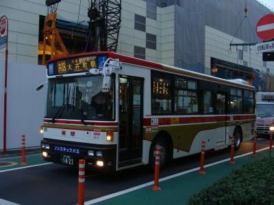 大井町駅付近にて(404様が撮影)