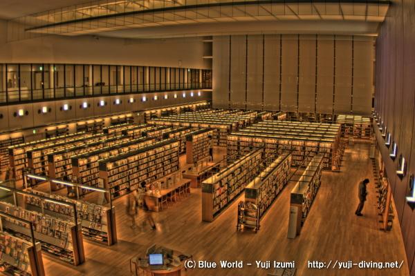 山口市立図書館