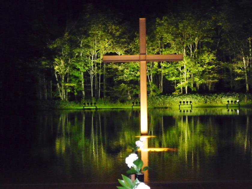 水の教会 1