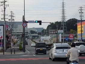 豊田市の街