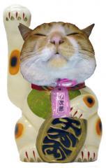 小次郎招き猫