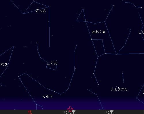 201201 4 しぶんぎ座流星群星図2