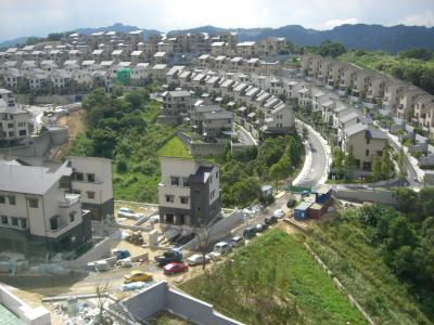 新興住宅地
