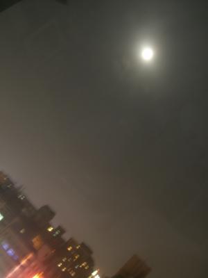 台湾の満月