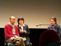 「P-047」プロデューサーのソーロット・スクムさん(左)