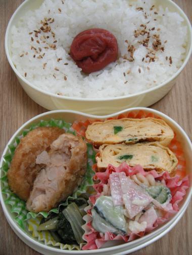 お弁当0608