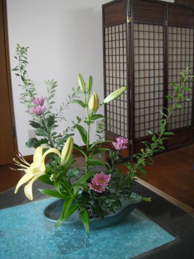 生け花0726-2