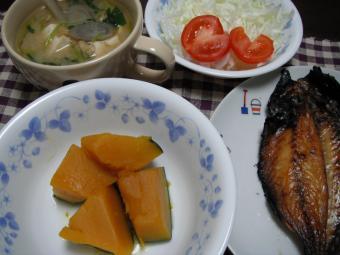 夕食1003
