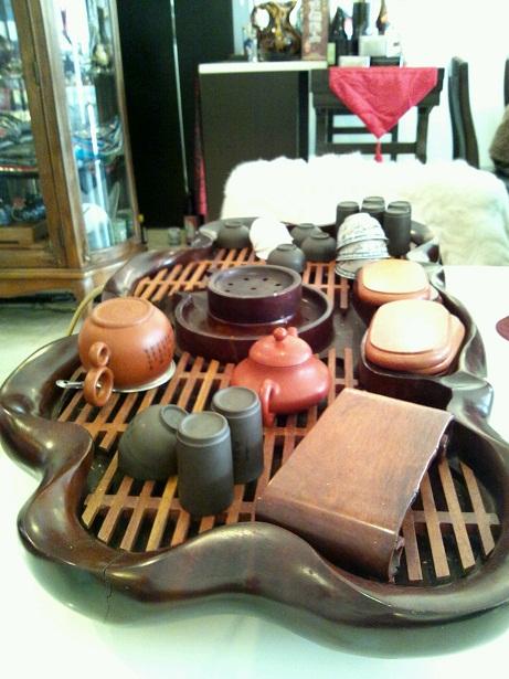 中国薬膳料理「家族」3