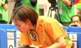 【卓球】 石川佳純VS阿部恵(決勝) 東京国体2013