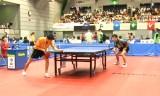 【卓球】 上田仁VS吉村真晴(準決勝)東京国体2013