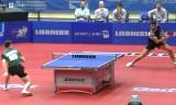 【卓球】 イオニスVSオフチャロフ ヨーロッパ選手権