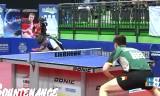 【卓球】 オフチャロフVSクレアンガ ヨーロッパ選手権