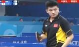 【卓球】 中国VS韓国(決勝1/2) 東アジア競技大会