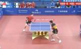 【卓球】 ハオ帥VS黄聖盛 東アジア競技大会2013