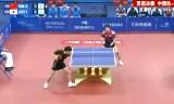 【卓球】 閻安VS朱世赫 東アジア競技大会2013