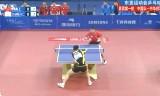 【卓球】 樊振東VS江宏傑 東アジア競技大会2013