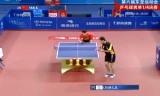 【卓球】 閻安VS陳建安 東アジア競技大会2013