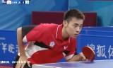 【卓球】 中国VS台湾(男子団体)東アジア競技大会