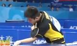 【卓球】 樊振東VSキムヒョクボン 東アジア競技大会