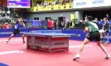 【卓球】 オフチャロフVSロビノ ヨーロッパ選手権